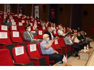 Trakya Belediyeler Birliği Toplantısına Ergene Belediyesi ev sahipliği yaptı