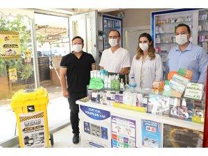 Akhisar'da atık ilaçlar artık doğayı kirletmeyecek