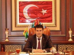 Başkan Yaşar'dan 1 Ekim Dünya Yaşlılar Günü mesajı
