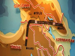 Bakü-Tiflis-Kars Demiryolu, 2015'in ikinci yarısında açılacak