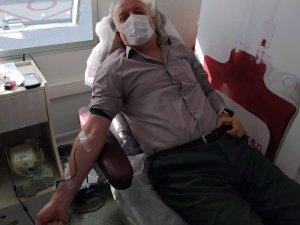 Kızılay Şube Başkanı Altındaş'tan kan bağışına davet