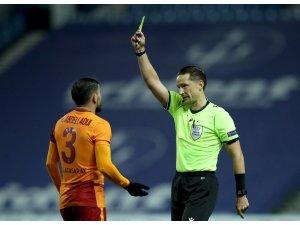 UEFA Avrupa Ligi Play-off: Rangers: 0 - Galatasaray: 0 (İlk yarı)