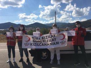 Genç Kızılay'dan 1 Ekim Dünya Çocuklar Günü ve Yaşlılar Günü etkinliği