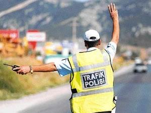 Trafik cezaları 400 milyon liraya yaklaştı