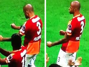 Futbolcu Felipe Melo Etik Kurulu'na sevkedildi