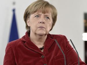 Merkel'den İsrail'e tam destek!