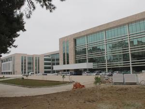 Karadeniz'in en büyük adliyesi 10 Mart'ta hizmete giriyor