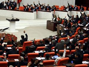 Meclis ara tatil öncesinde yoğun çalışacak