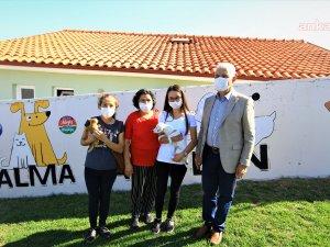 """Başkan Gürün: """"Çocuklarımıza da hayvan sevgisini aşılayalım"""""""