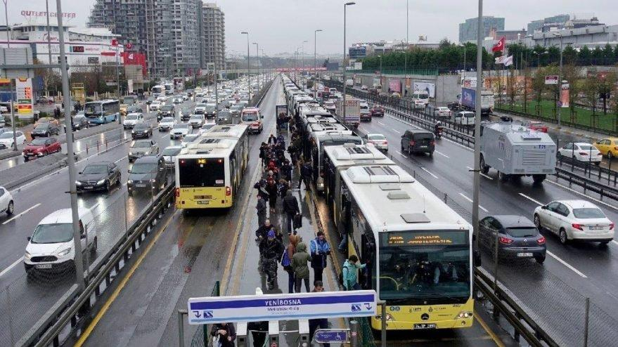 Metrobüs hattı için troleybüs planı!