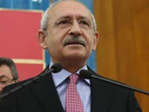 Kılıçdaroğlu Grup Toplantısı'nda konuşuyor