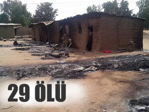 Nijerya'da okula saldırı