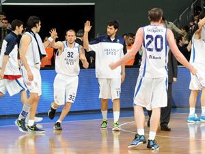 Anadolu Efes'in gurur maçı