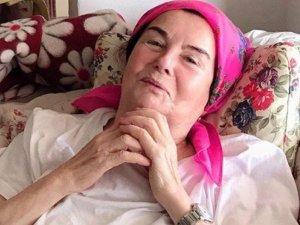 Fatma Girik'in keyfi yerinde