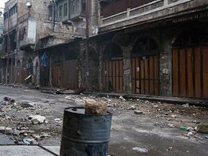 Suriye'de ateş durmuyor