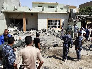 Irak'ta şiddet olayları: 26 ölü