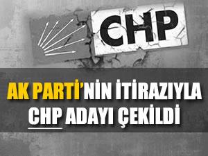 CHP başkan adayının adaylığı düşüyor