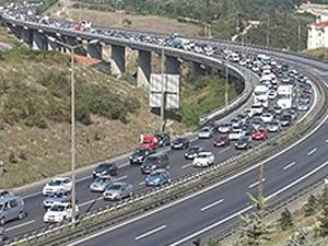 TEM Otoyolu Ankara istikameti 8 saat kapatılacak