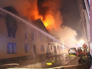 Almanya'da yangında 3 çocuk öldü