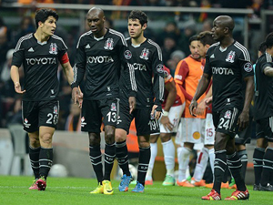 BJK ile Medical Park Antalyaspor 38. randevuda