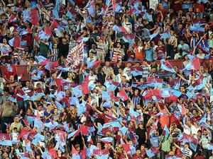 Trabzonspor taraftarı Konya'da yok