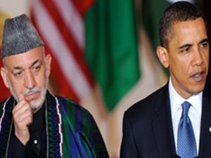 Obama ve Karzai, telefon görüşmesi yaptı
