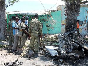 Somali'de bombalı saldırı: 9 ölü