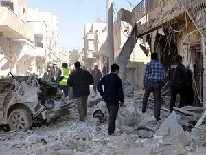 İdlib'de intihar saldırısı: 20 ölü
