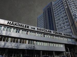 HSYK Yasası yürürlüğe girdi