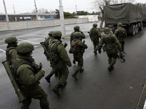 Kırım'daki askeri birliklerin işgal edilmesi planlanıyor
