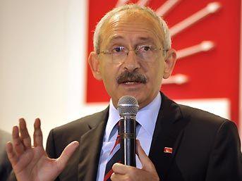 Kılıçdaroğlu: Haramilerin iktidarını yıkacağız