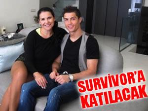 Ronaldo'nun kardeşi Survivor'a katılıyor