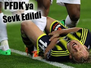 Gosso, PFDK'ya sevk edildi
