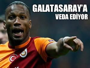 Drogba, Galatasaray'dan Ayrılıyor