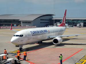 THY uçağı İran'a zorunlu iniş yaptı