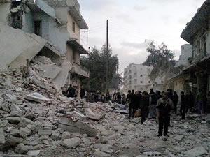 Suriye rejimi okula saldırdı: 17 ölü