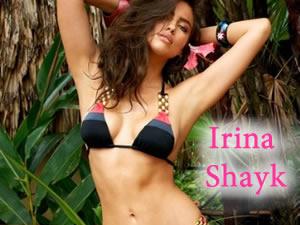Irina Shayk nefes kesti