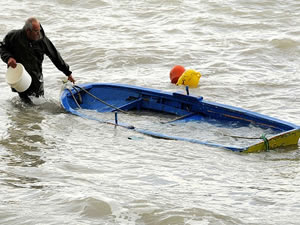 Meteorolojiden denizcilere fırtına uyarısı