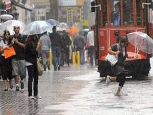 Meteoroloji'den İstanbul'a iş çıkışı uyarısı!
