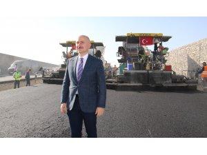 """Bakan Karaismailoğlu: """"100 yılda yapılamayacak işleri Cumhurbaşkanımızın liderliğinde tamamladık"""""""