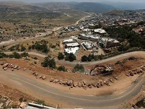 İsrail Golan Tepelerini sivillere yasakladı