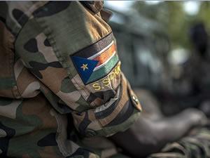 Güney Sudan ordusunda çatışma