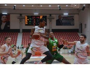 Basketbol Süper Ligi: Aliağa Petkim Spor: 108  - Frutti Extra Bursaspor : 80