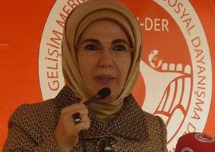 Emine Erdoğan, kadınlarına seslendi