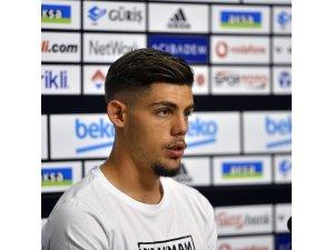 """Francisco Montero: """"Beşiktaş'ın teklifini duyunca düşünmeden kabul ettim"""""""