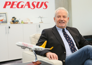 Pegasus, brüt karlılığını yüzde 41 artırdı