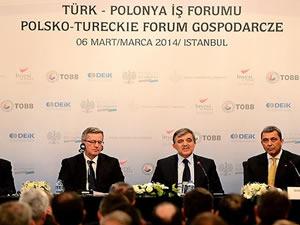 Türkiye ile Polonya arasındaki ticaret 10 kat arttı