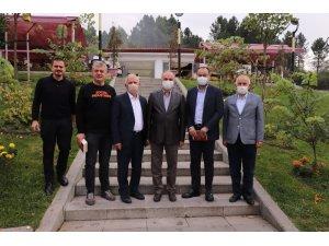 """DTSO Başkanı Şahin """"Yatırımcıların yeni rotası Düzce"""""""