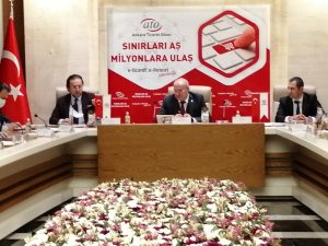 "Ankara Ticaret Odası'ndan ""E-Ticaret ve E-İhracat Seferberliği"" hareketi"