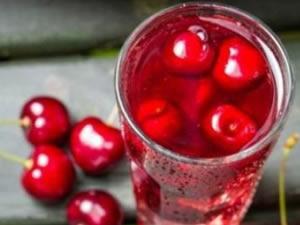 Vişne suyunun antioksidan yararı vişneden daha yüksek